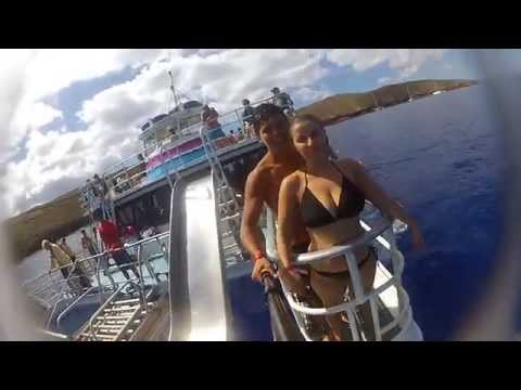Snorkeling Molokini crater and Maui Coast