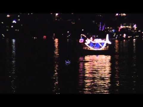 #3 Boat Parade Hamilton Bermuda December 10 2011