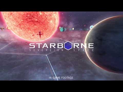 Starborne blends the grand scale and deception of EVE Online with a 4X strategy game | PC Gamer
