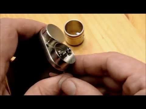 RD2+1  Setup 0.4mm kanthal 2mm coil