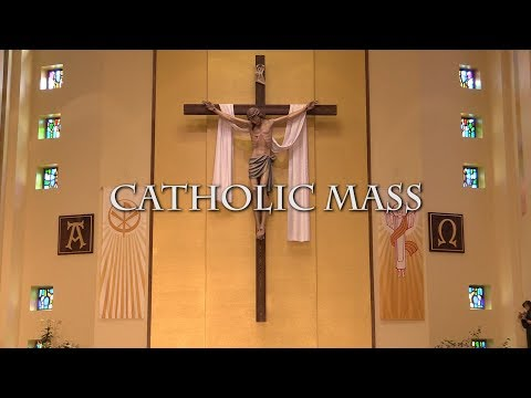 Catholic Mass for April 29, 2018: The Fifth Sunday of Easter