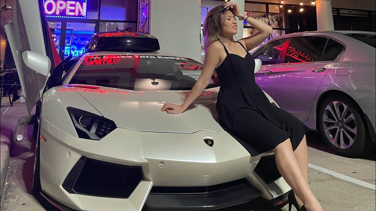 Đi Cà Phê Gặp Car Show khu Vietnam