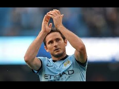 Frank Lampard All Goals For Manchester City 2014 2015 Youtube