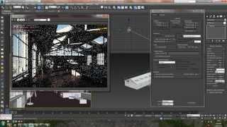 Vray RT 3.0 - Настройка. Быстрый рендер налету в 3Ds Max