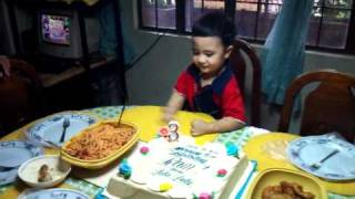 reimon warren - 3rd bday Thumbnail