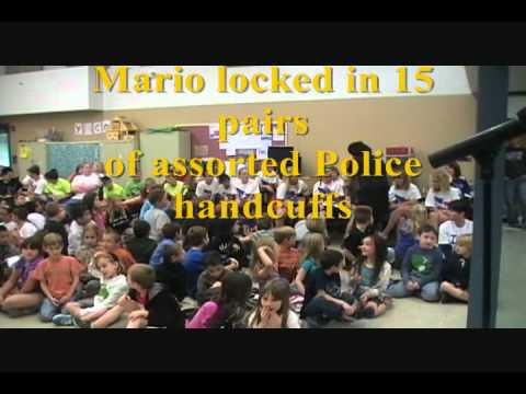 Mario Manzini & Victoria, Marthasville Elementary School Assembl.wmv