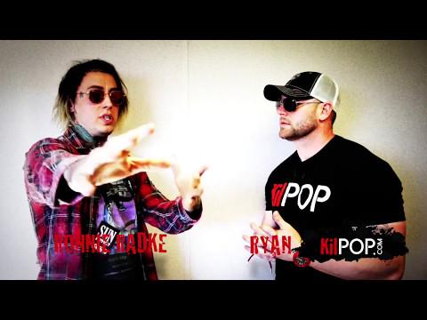 Kilpop Stage Left: EXCLUSIVE-Falling in Reverse Ronnie Radke talks