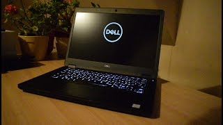 Dell Latitude 5490 Fast Start Up & Shut Down