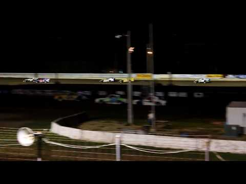 Cresco Speedway USMTS B-Main Part 2  August 5th, 2010