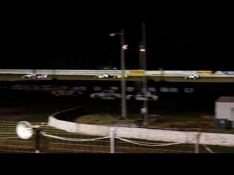 Cresco Speedway USMTS B-Main Part 2  August 5th, 2010