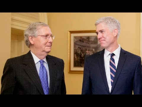 GOP Approves Gorsuch To SCOTUS By Eliminating The Filibuster