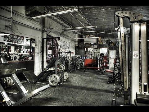 my gym old school  youtube
