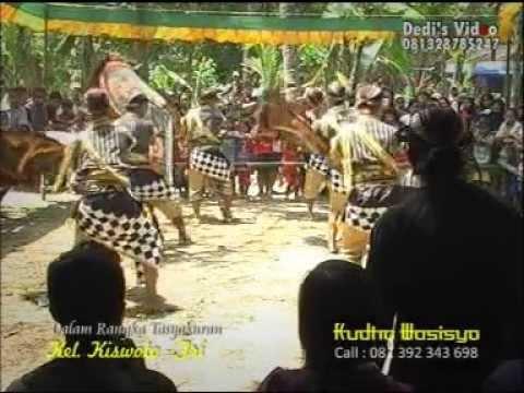 Jathilan Kudho Wasisyo Babak 3 (Putra) Traditional Javanisme Art Dance