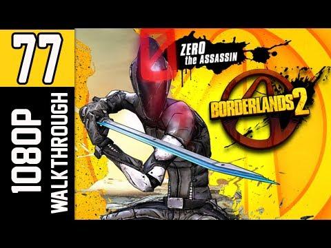 Borderlands 2 Walkthrough - Part 77 Data Mining Let's Play Gameplay