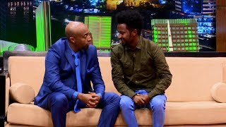 Seifu on EBS: Short Drama with Ashenafi From 'Betoch'