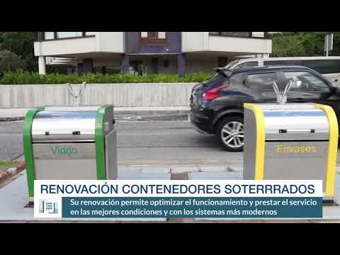 CONTENEDORES SOTERRADOS