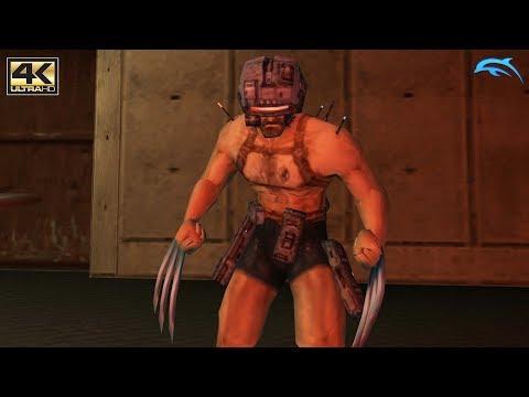 X2: Wolverine's Revenge - Gamecube Gameplay 4K 2160p (DOLPHIN)
