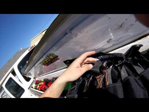 Ag Mechanic Service Truck Tour #2 Part 1