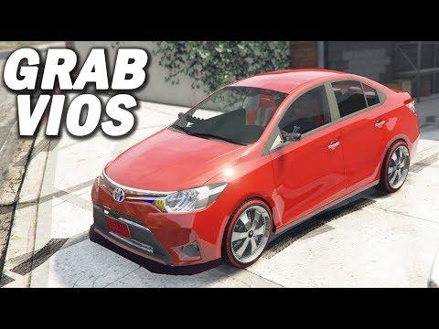 Hampir Berantem Nge grab Pake Toyota Vios? Grand Theft Auto V thumbnail