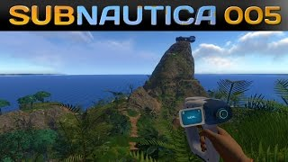 SUBNAUTICA [005] [PRAWN] [Biologie seltener Pflanzen] [Let's Play Deutsch Gameplay German] thumbnail