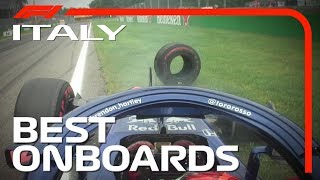 Best Onboards | 2018 Italian Grand Prix