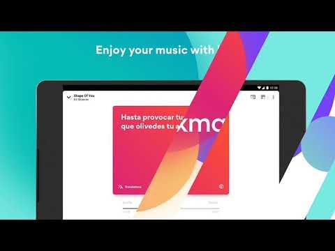 Musixmatch - Lyrics For Your Music PREMIUM (Full - Crack)