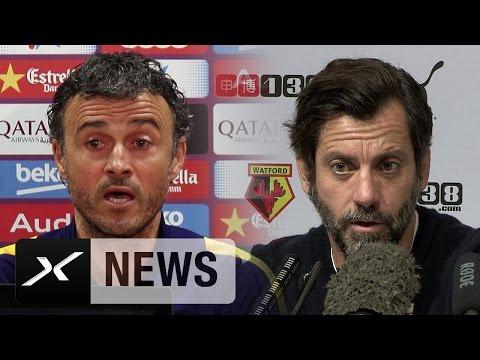 Spanische Trainer befürworten Pep Guardiolas Wechsel | Luis Enrique & Quique Flores