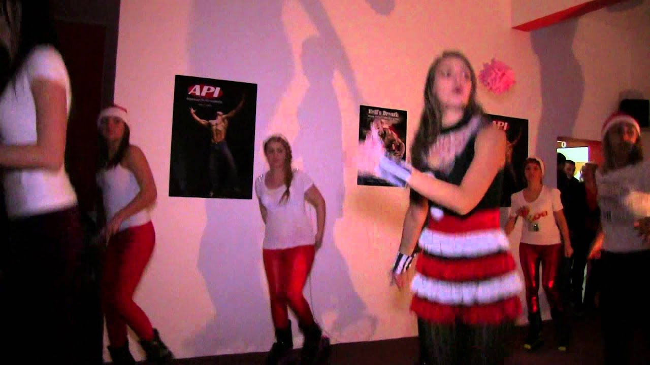 Gladiator Fitness -Kangoo Christmas Party 2013 - YouTube