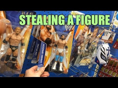 WWE ACTION INSIDER: New Exclusive wrestling figures at Walmart and Target! Store Aisle review