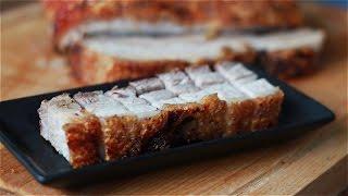Sio Bak 烧肉 (Roast Pork Belly)