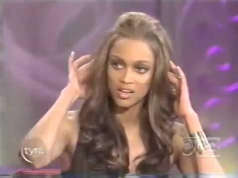 Tyra Banks  Top Supermodels on Tyra