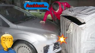 THE PAUSE CHALLENGE 2 **AM FACUT ACCIDENT** 😱