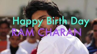 My Name Is Raju Title Song || Happy Birthday Ram Charan