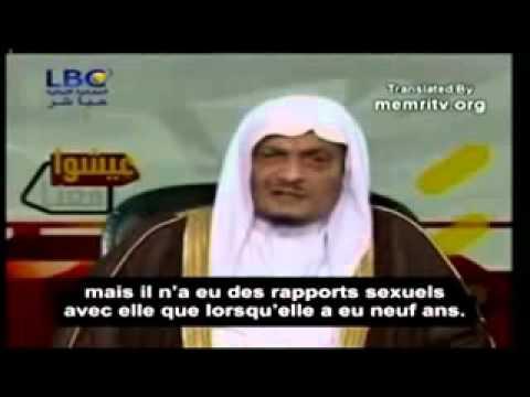 islam consentement pubert ne sont pas conditions pour consommation du mariage youtube. Black Bedroom Furniture Sets. Home Design Ideas