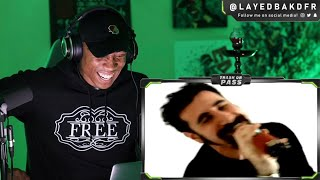 """First REACTION to """"Rock Music"""" System Of A Down ( Toxicity )"""