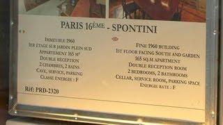 L'immobilier de luxe parisien très prisé des fortunes du Moyen-Orient - 18/09