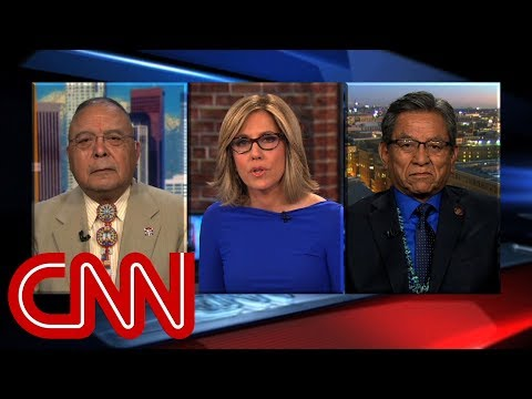 Native Americans Discuss Trump's Warren Remark