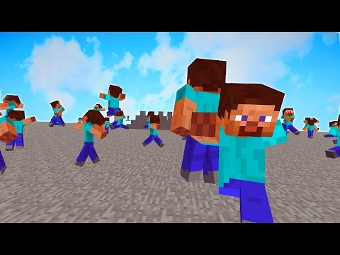 THIS IS THE FIRST VERSION OF MINECRAFT?! - Видео из Майнкрафт (Minecraft)