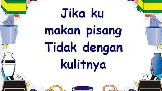 Gambar cover KERANJANG SAMPAH (LIRIK) - Lagu Anak - Cipt. Pak Kasur - Musik Pompi S.