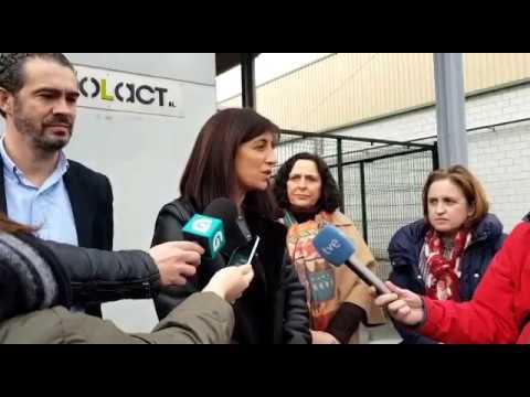 A Xunta destaca a labor de Innolact, en Castro de Rei, para revalorizar os produtos do agro