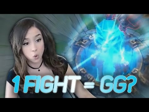 Thumbnail: Pokimane - ONE FIGHT = GG?