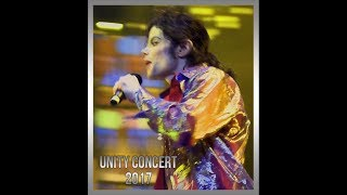 PROMO: The Michael Jackson Unity Concert (Fanmade) (ft. MJ FanmadeVersions, Final Act, etc.)