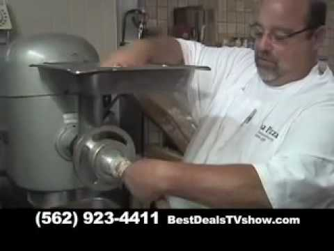 Pina Pizza House 2 & Downey Civic Light Opera on Best Deals TV Show