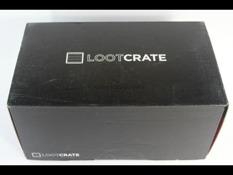 June 2015 Loot Crate Unboxing + Coupons #LootCrate