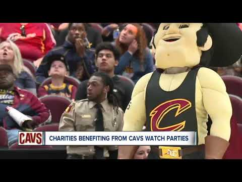 Cleveland Cavaliers watch parties benefit local charities, more than $2 million donated