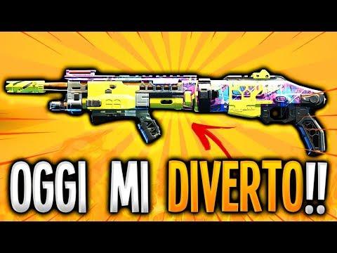 SCUSATE...OGGI MI VOGLIO DIVERTIRE !