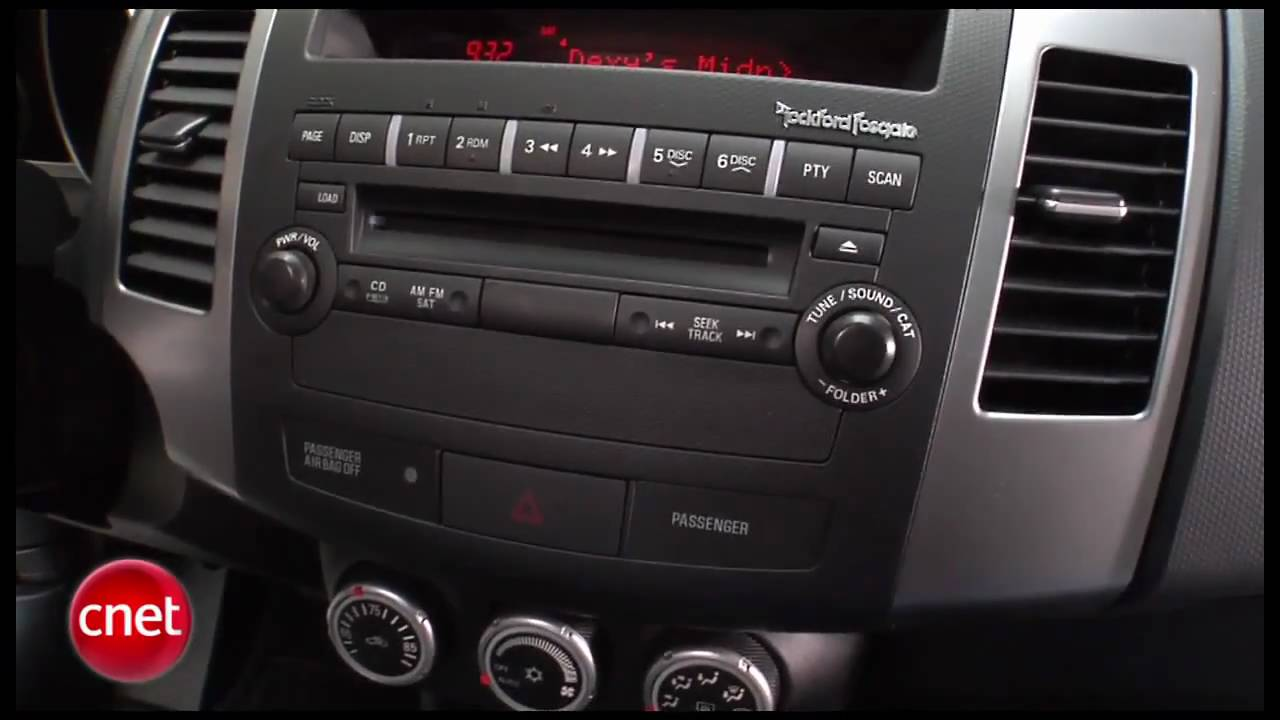 2009 Mitsubishi Outlander Xls Youtube