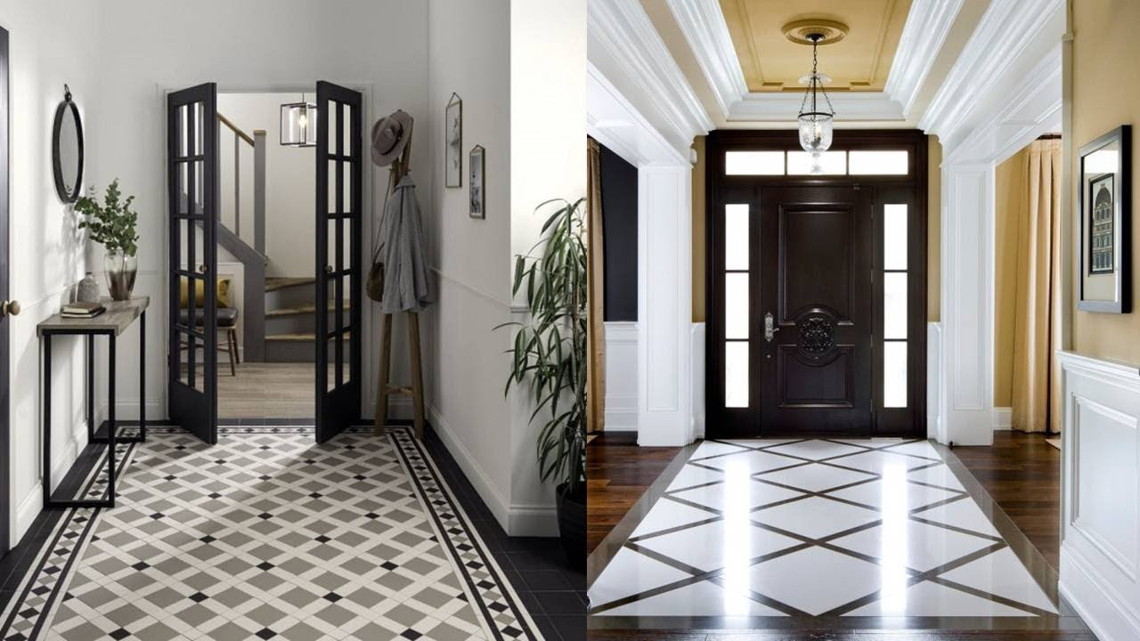 Foyer Tiles Design Ideas Lobby E