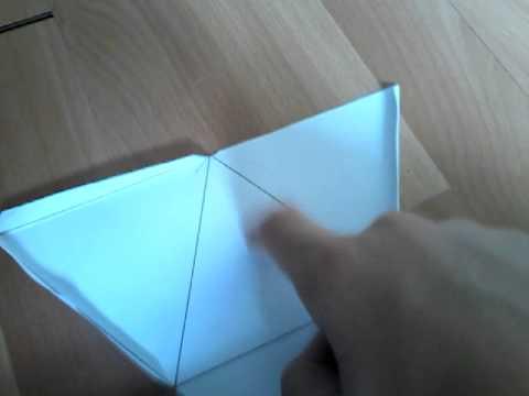 Comment faire une pyramide