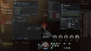 EVE-online Rogue Drones Complex | Rogue Trial Yard. Stratios